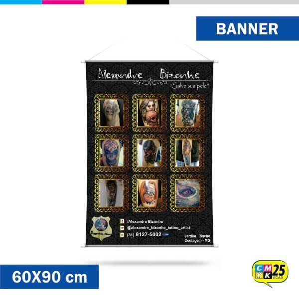 Detalhes do produto Banner 60x90cm