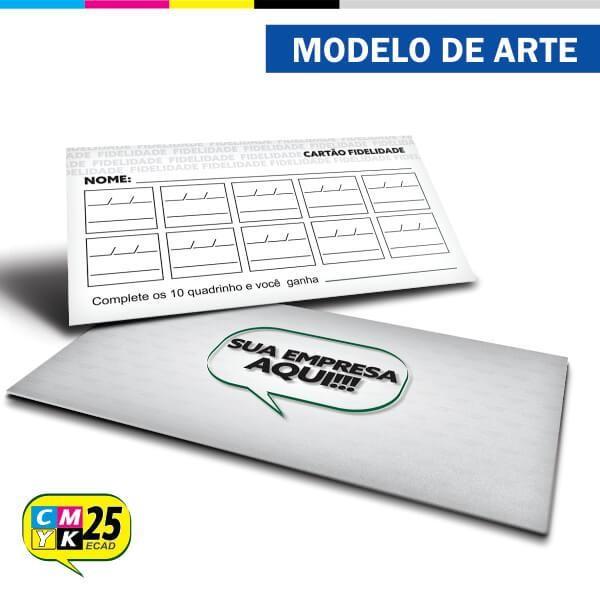 Detalhes do produto Cartão Fidelidade - 02